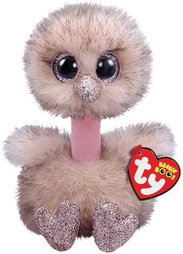 Ty Beanie Boo's Henna Ostrich15cm