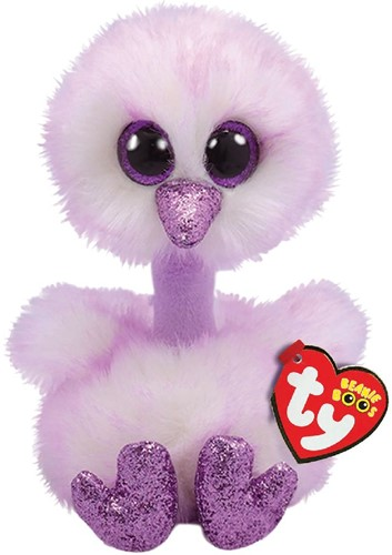 Ty Beanie Boo's Kenya Ostrich 15cm