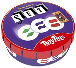 999 Games  reisspel SET TT
