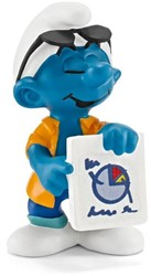 Schleich  Marketingsmurf 20773