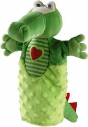 Haba  handpop Krokodil 2178