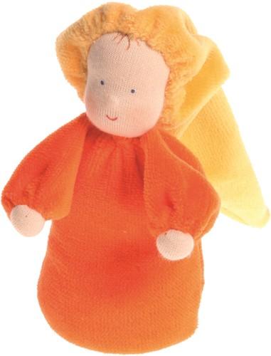 Grimm's lavendel popje Oranje