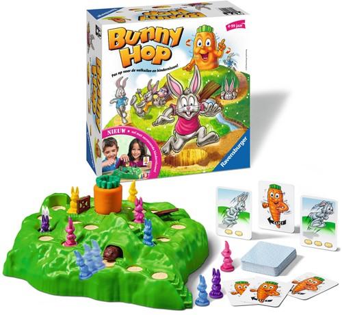Ravensburger Bunny Hop - kinderspel-2