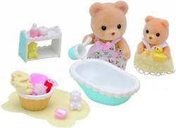 Sylvanian Families  combinatieset Baby Bath Time 2228