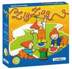 Beleduc  houten kinderspel ZigZag