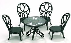 Sylvanian Families  accessoires Garden table & chair 2242