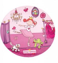 Sigikid  kinderservies melamine bord Pinky Queeny 24263