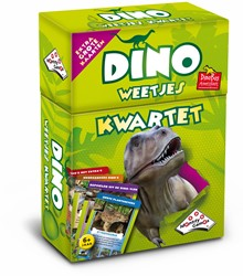 Identity games  kwartet Dino