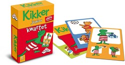 Identity games  kinderspel Kikker Junior Kwartet
