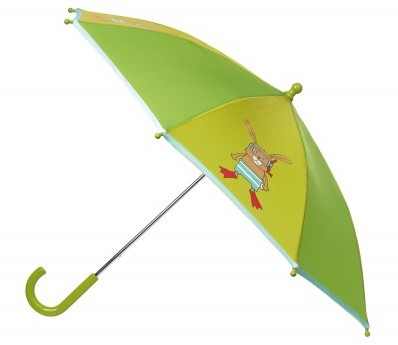 sigikid Paraplu haas groen, TierOnTour