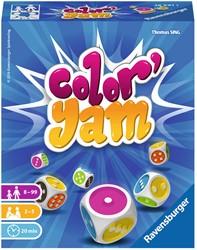 Ravensburger Color Yam - dobbelspel