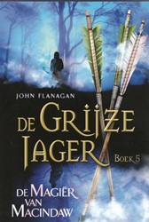 Kinderboeken  leesboek De grijze jager boek 5
