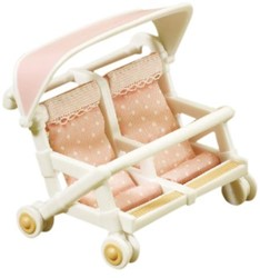 Sylvanian Families  accessoires Double Pushcair 2920