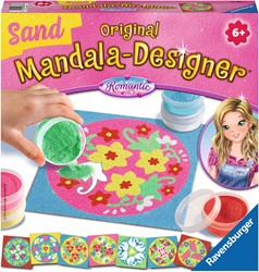 Ravensburger Mandala Designer® Sand Romantic