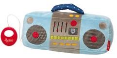sigikid Muziekknuffel radio, Papa & Me 41922