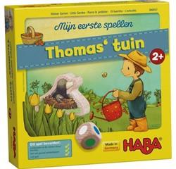 HABA Spel - Mijn eerste spellen - Thomas' tuin