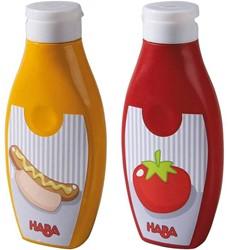 Haba  Biofino keuken accessoire Mosterd of ketchup 301031