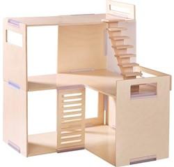 Haba  Little Friends houten poppenhuis Villa Lenteochtend 301781