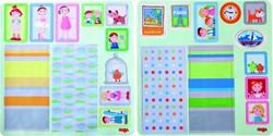 Haba  Little Friends poppenhuis accessoires Decoratieve k
