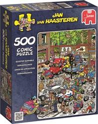 Jumbo Jan van Haasteren puzzel Verkeerschaos - 500 stukjes