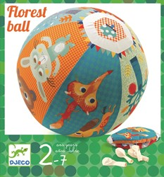 Djeco ballonhoes Forest ball