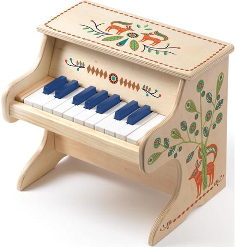 Djeco Piano électronique 18 clés