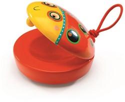Djeco muziekinstrument Castanet