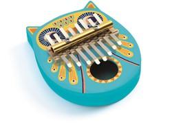 Djeco houten muziekinstrument Calimba