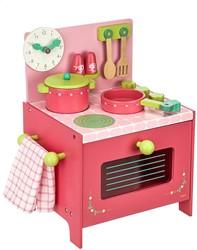 Djeco Jeux d'imitation-Gourmandises La cuisinière de Lili Rose