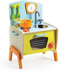 Djeco houten keukentje Gaby's cooker