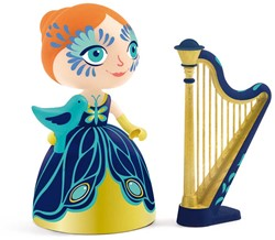 Djeco Arty Toys - Elisa & Ze Harpe
