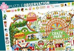Djeco Crazy Park - 35pcs