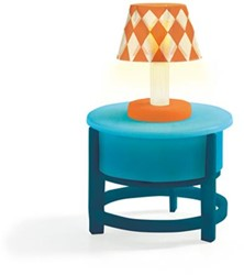 Djeco poppenhuis Light on the table