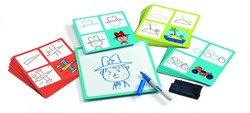 Djeco creatief Step by step - Arthur and Co