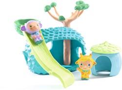 Djeco Arty Toys - Cabanachoux + 2 Artychou