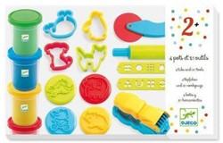 Djeco boetseerklei en accessoires