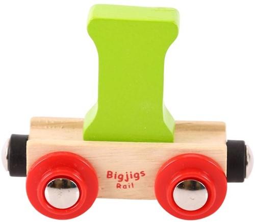 Bigjigs Lettertrein I