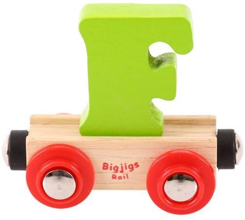 Bigjigs Lettertrein F