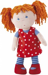Haba  Lilli and friends knuffelpop Deugniet Mette - 30 cm