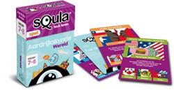 Identity games  Squla leerkaarten Aardrijkskunde wereld