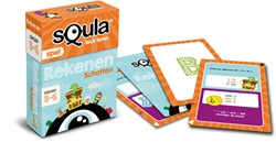 Identity games  Squla leerkaarten rekenen schatten