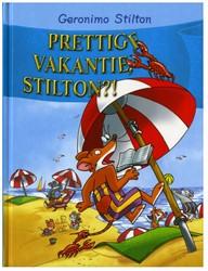 Kinderboeken  Geronimo Stilton Prettige vakantie, Stilton?!