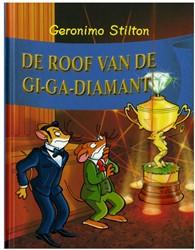 Geronimo Stilton leesboek De roof van de gi-ga-diamant