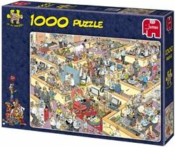 Jumbo Jan van Haasteren puzzel Het Kantoor - 1000 stukjes