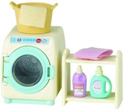 Sylvanian Families  accessoires Wasmachine 3565