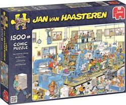 Jumbo Jan van Haasteren puzzel De Drukkerij - 1500 stukjes