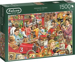 Jumbo Falcon Hidden Gems - 1500 stukjes