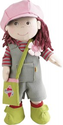 Haba  Lilli and friends knuffelpop Pop Elise - 30 cm