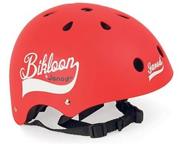 Janod loopfiets accessoire Helm rood