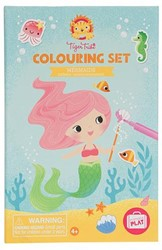 Tiger Tribe Colouring Sets - Mermaids